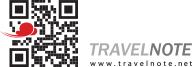 TRAVELNOTE QR code